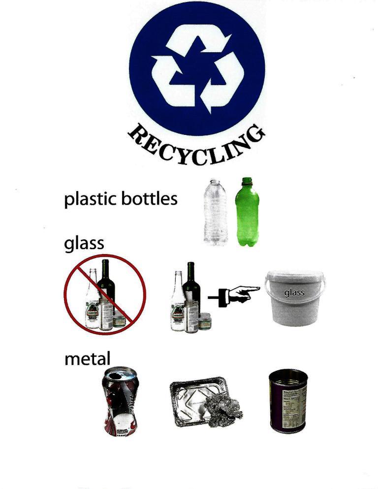 recylcing sign