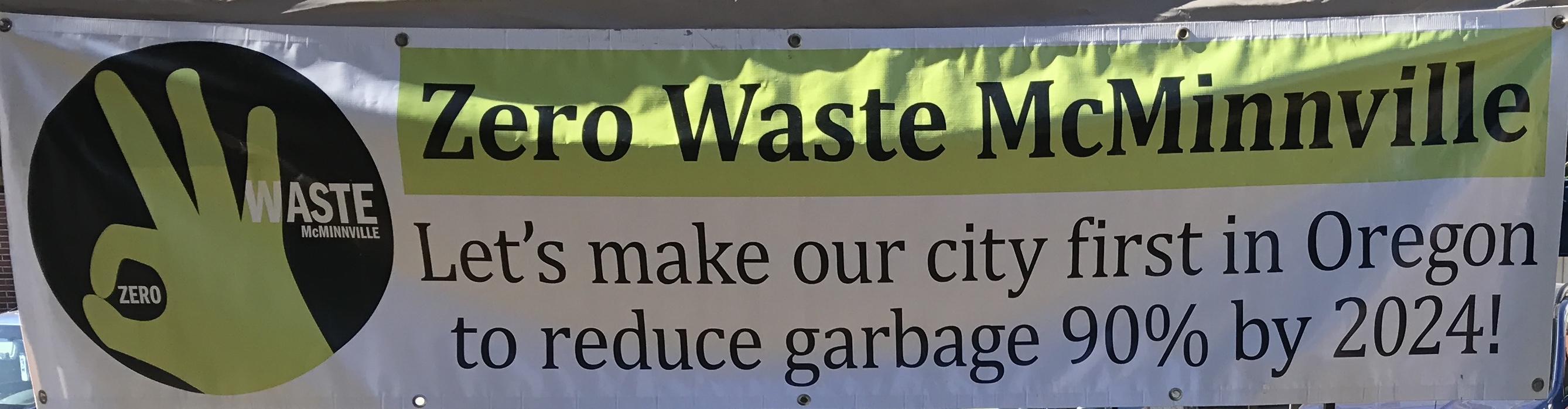 Zero Waste McMinnville