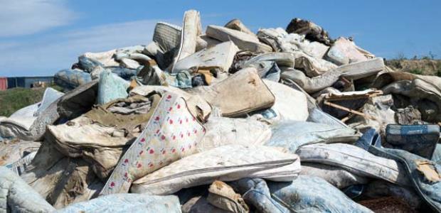 mattresslandfill