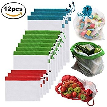 mesh bags for produce