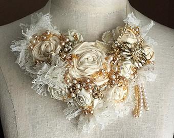 neckpiece Carla Fox