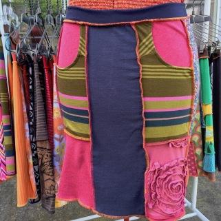 Skirts with pockets - zoe wylychenko